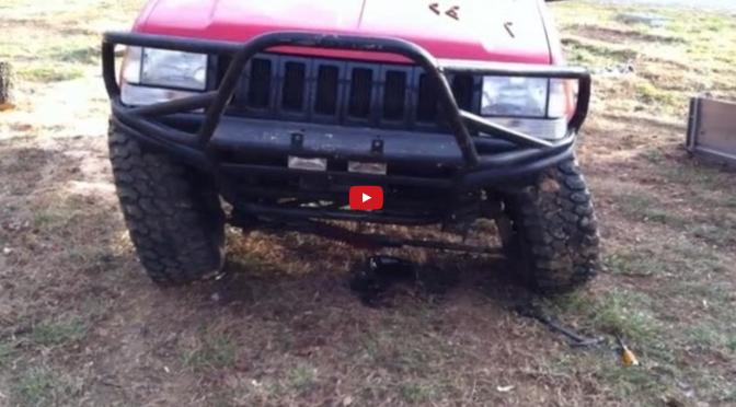 Epic Jeep Fail