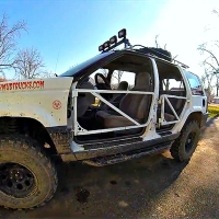 Custom tube doors - Jeep Grand Cherokee ZJ