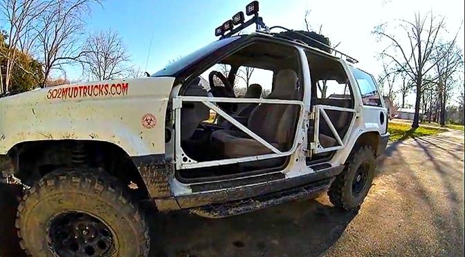 Custom tube doors – Jeep Grand Cherokee ZJ