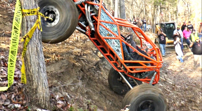 Nick Cooper bounces to the top @ Boo Bash 5 – Dirty Turtle Offroad