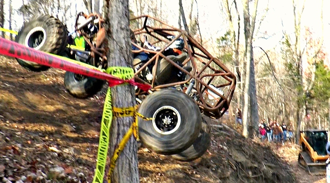RAT ROD BUGGY GETS AIRED OUT @ BOO BASH 5