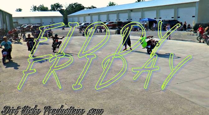 DUDE DATE 2015 – FIDDY FRIDAY EDIT – 50 STUNTS – PIT BIKE RIDING