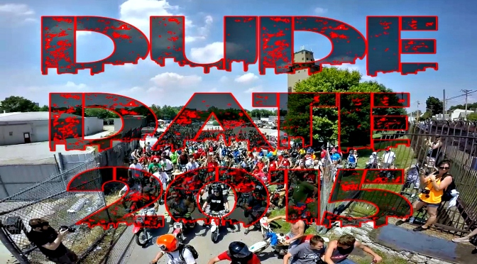 DUDE DATE 2015 – WORLD'S LARGEST PIT BIKE RIDE