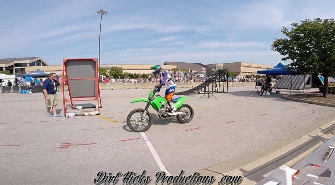 FMX SHOW – 2015 KENTUCKY STATE FAIR – FREESTYLE MOTOCROSS