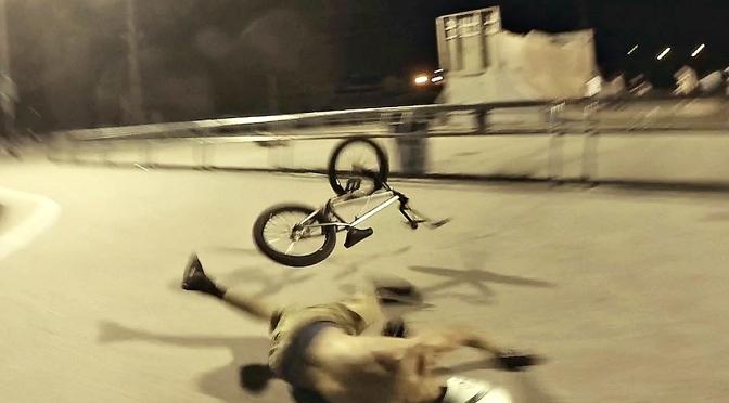 720 BMX FAIL – GOING FOR IT – LOUISVILLE SKATEPARK