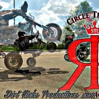 RANDOS RIDE 2016 - CIRCLE THE CITY - ST. LOUIS 50CC, PIT BIKE, GROM STUNTING & MORE! MINI BIKELIFE