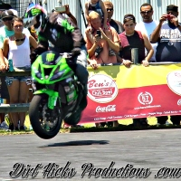 MYRTLE BEACH BLACK BIKE WEEK - PART 2: JASON BRITTON - NO LIMIT STUNT SHOW @ REDLINE POWERSPORTS