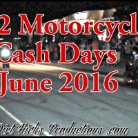 502 MOTORCYCLE CASH DAYS - JUNE 2016 - LOUISVILLE STREET RACING