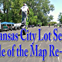 MIDDLE OF THE MAP RE-UNION 2016 - LOT SESH - KANSAS CITY STUNT RIDING