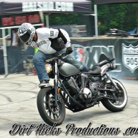 """SICK NICK"" KARIPIS - YAMAHA BOLT STUNT RIDING & DRIFTING - XDL & SBFC FREERIDE SESH"