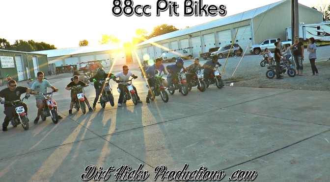 FIFTY FACTORY PIT BIKE RACING – DUDE DATE 2017 – FIDDY FRIDAY