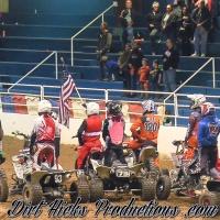 INDOOR MOTOCROSS & QUAD RACING - GREENVILLE MX - 12/1/18 WINTER SERIES