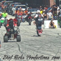 ROC WEEKEND - SATURDAY AFTERNOON PART 2 - RIDE OF THE CENTURY @ SHADY JACK'S SALOON