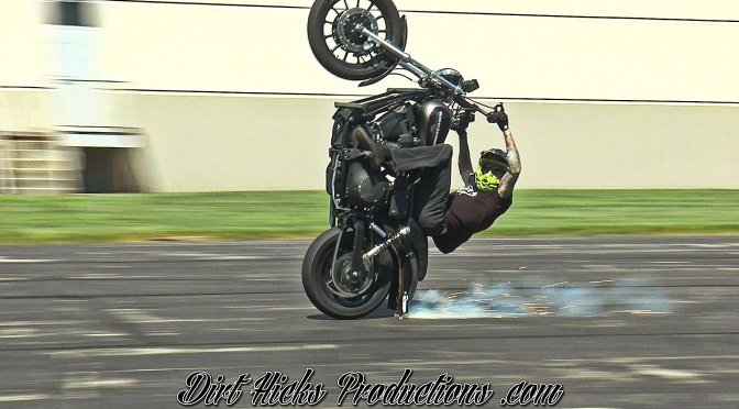 GRAMPION'S NEW HARLEY – HAWG EDIT – @GRAMPION @MG_STUNTS – HARLEY DAVIDSON WHEELIES STUNTING