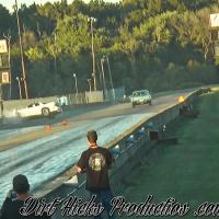 CLINT SEWELL WILD CRASH - 502 OG UNDERGROUND SHOOTOUT - OHIO VALLEY DRAGWAY 9/18/2020 - DRAG RACING