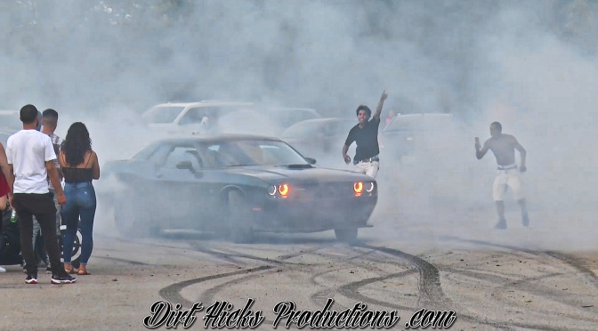 COX'S PARK SUMMER 2020 BURNOUTS – LOST FOOTAGE – DRIFTS AND BACKFLIPS AT THE CAR MEET LOL